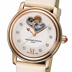 Frederique Constant, Ladies Automatic, 34мм, 120000 руб
